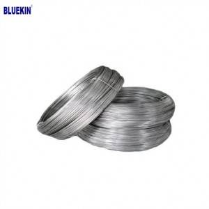 Hot Sale Electro and Hot Dipped Galvanized Steel Wire