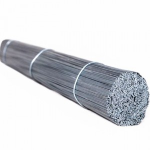 2019 High quality Black And Galvanized Straight Cut Iron Wire For Sale