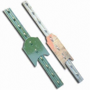 Factory Promotional Packing Buckle - Studded Steel T Fence Posts Wholesale – Bluekin