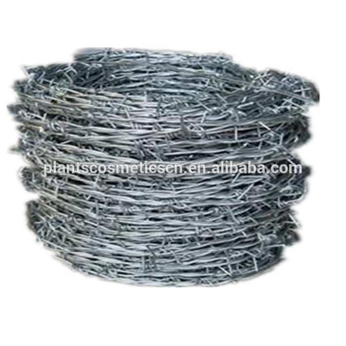 Trending Products Cheap Fence T Posts - Cheap Price Per Roll Barbed Wire – Bluekin