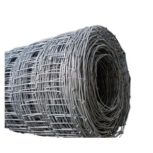 Discount wholesale Metal Strapping Band - Cheap Farm Goat Fence For Sale – Bluekin