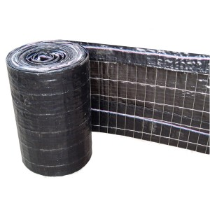 Factory price PP landscape fabric wire backed silt fence