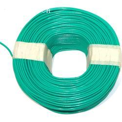 Garden Wire Heavy Duty Green PVC Coated Plant Twist Tie Wire
