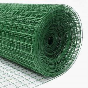 4×4 Plastic Coated PVC Welded Wire Mesh