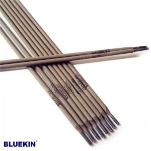 Low Temperature Steel Welding Rod
