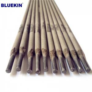 Low carbon steel mild steel AWS A5.18 E6013 rutile sand coated electrode welding rod