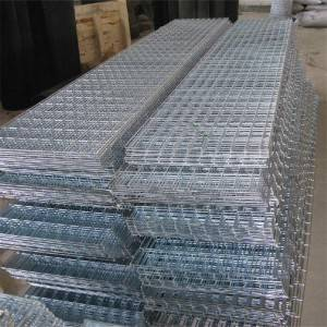 high quantity galvanized welded wire fence hog panels