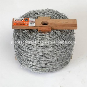 2019 Latest Design Hot Dipped Galvanized Weight Barbed Wire