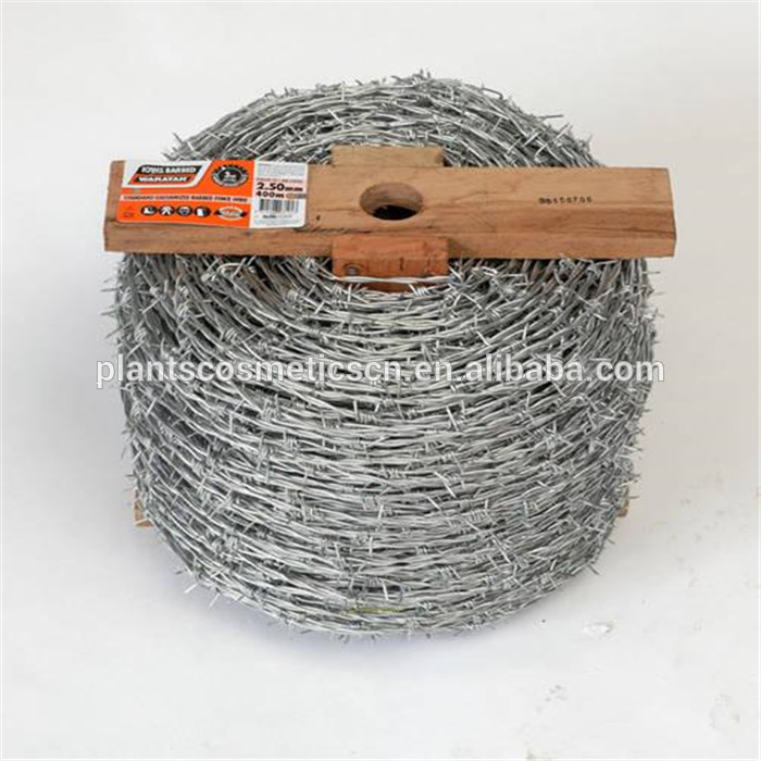 Discount Price Galvanized Welded Wire Fence Panels - Cheap Price Per Roll Barbed Wire – Bluekin