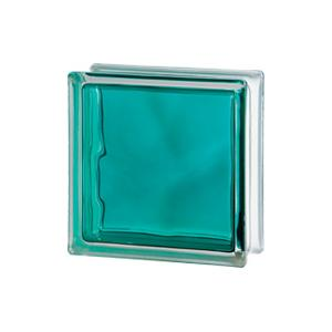 High Quality Clear and Colored 190 x 190 x 80 glass block