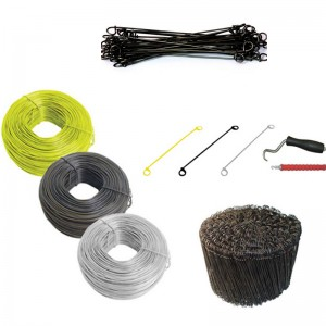 Rebar Tie Wire PVC COATED WIRE 2.5KG/COIL BWG16