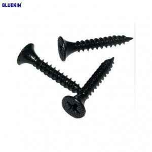 High strength concrete gypsum galvanized black /screws drywall nails