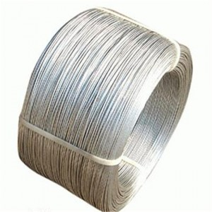 Quality Inspection for Customized Color And Service Tensile Pvc Coated Galvanized Steel Wire