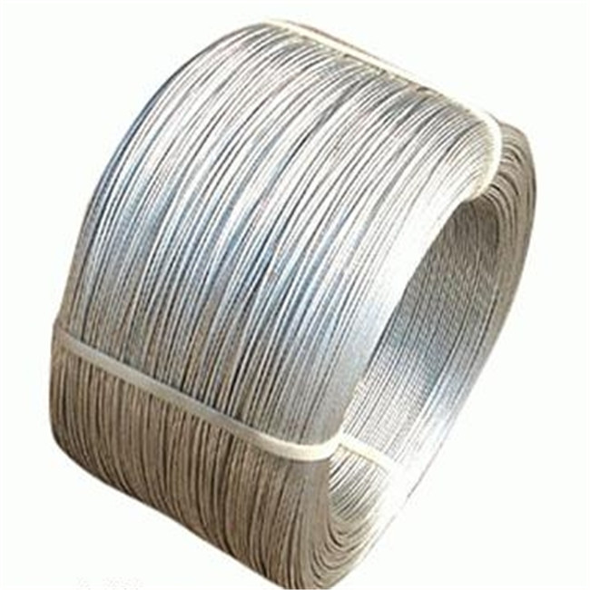 Renewable Design for Y Picket Fence Post - Best Selling Galvanized Wire For Vineyards – Bluekin