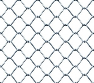 Hot Sale Pvc Coating Chain Link Fence System