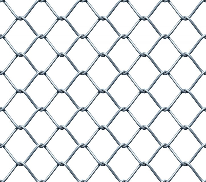 Short Lead Time for Spell Glass Mirror - Hot Sale Pvc Coating Chain Link Fence System – Bluekin detail pictures