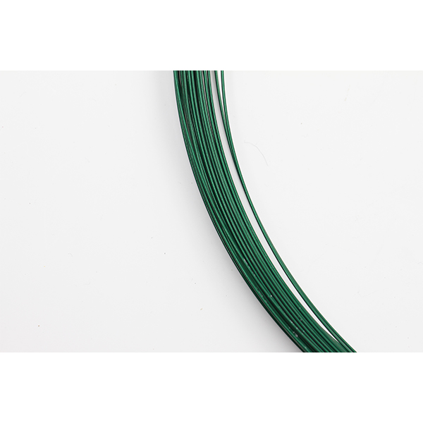 Factory Customized Frosted Glass - Flexible Plastic Wire Covering/Pvc Coated Wire In Alibaba – Bluekin