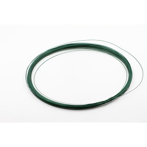 Fleksibel Plastic Wire tek / Pvc Coated Wire In Alibaba