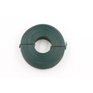 Wholesale OEM Db460 Green Painted waxed Packing Strip - Flexible Plastic Wire Covering/Pvc Coated Wire In Alibaba – Bluekin