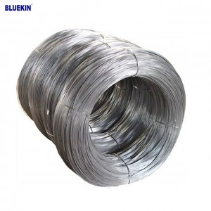 Low Price Electro galvaniseruðu Iron Wire