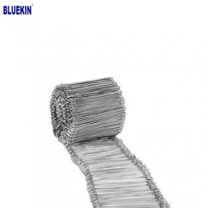 Galvanized double Loop Tie Wire