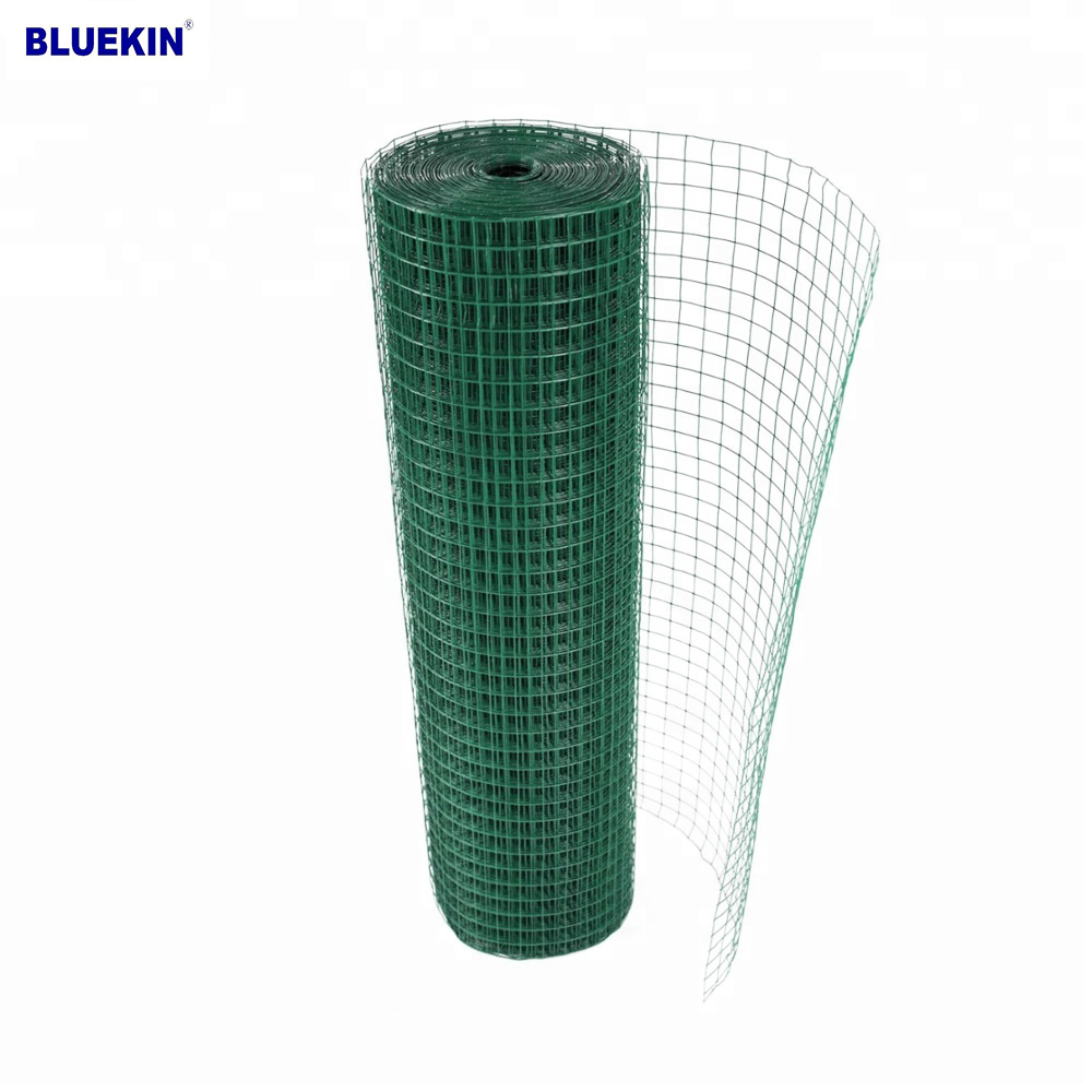 100x100mm pvc coated holland welded wire mesh Featured Image