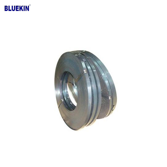Galvanized Steel Coil packaging strapping Featured Image