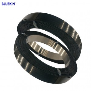 Black Steel Strapping For Packing