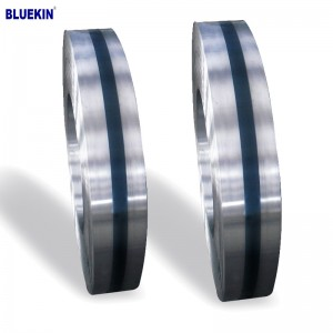 Chinese manufacturer for the good quality high tensile blue steel strapping