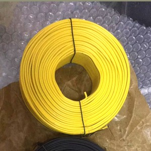 Small coil pvc coated  rebar tie wire, binding wire