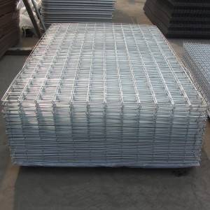 8 10 gauge 2×2 3×3 4×4 6×6 10/10 galvanized welded wire mesh