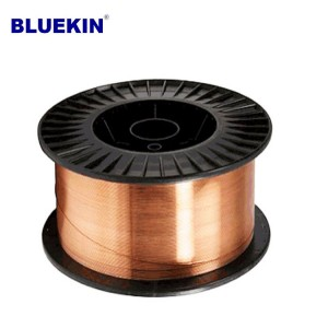 Free sample er70s-6 co2 mig copper welding wire