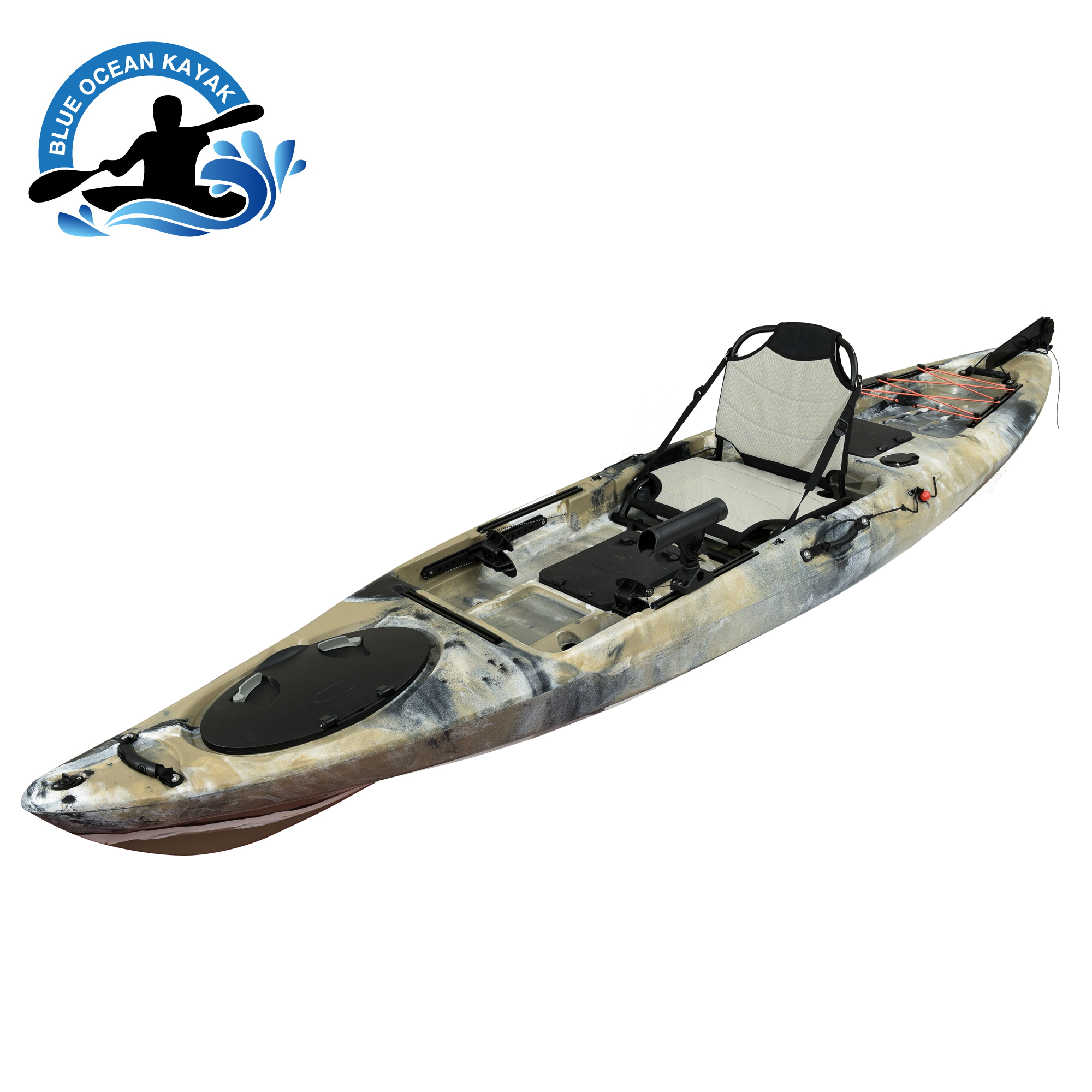 Manufacturer for Foot Pedal Fishing Kayak -