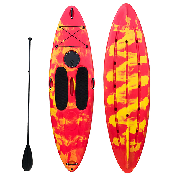New Arrival China Plastic Single Sit In Kayak -