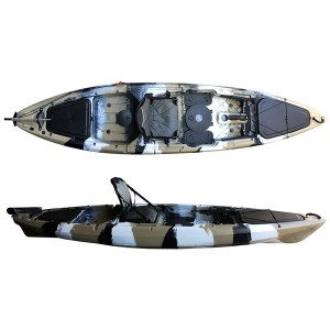 Hot sale Factory Carbon Paddle Kayak -