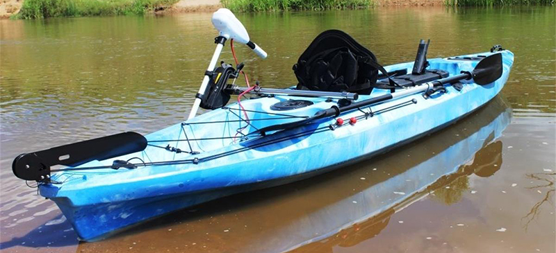13FT FISHING KAYAK TN-08 04