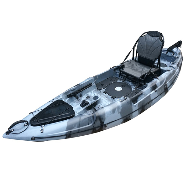 2017 Good Quality Kayak With Pedals -