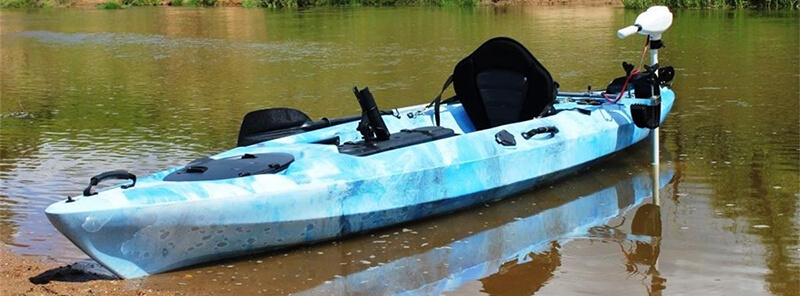 13FT FISHING KAYAK TN-08 03