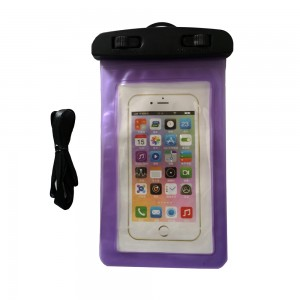 water proof bag for mobil phone