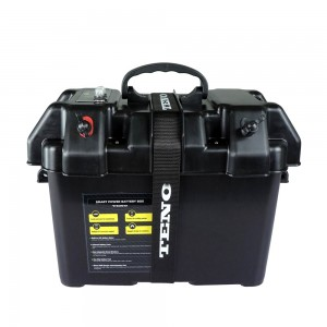 OEM Supply Multifunction Plastic Battery Box And Dc 12v Battery Box