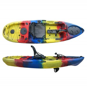 10ft single pedal kayak