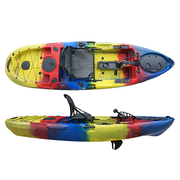 Professional Design Durable Single Military Kayaks -