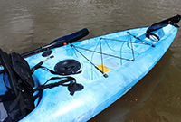 13ft FISHIGN KAYAK TN-08 07