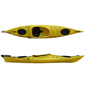 Single zauna a kayak