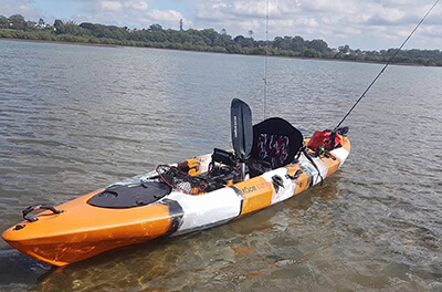 13FT FISHIGN KAYAK TN-08 0014