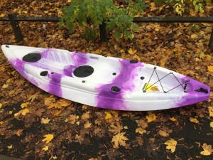 High Quality Pvc Inflatable Canoe And Foldable Air Kayak