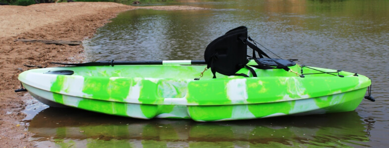 2.4m single kayak BOK-001 01