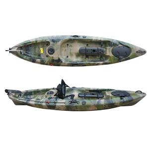 Best quality Outrigger Canoe Kayak For Sale