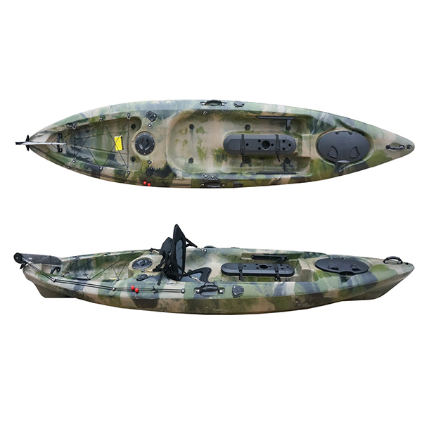 13ft Fishing Kayak Wêne Taybete