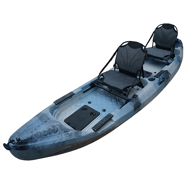 Bottom price Transparent Plastic Kayak -